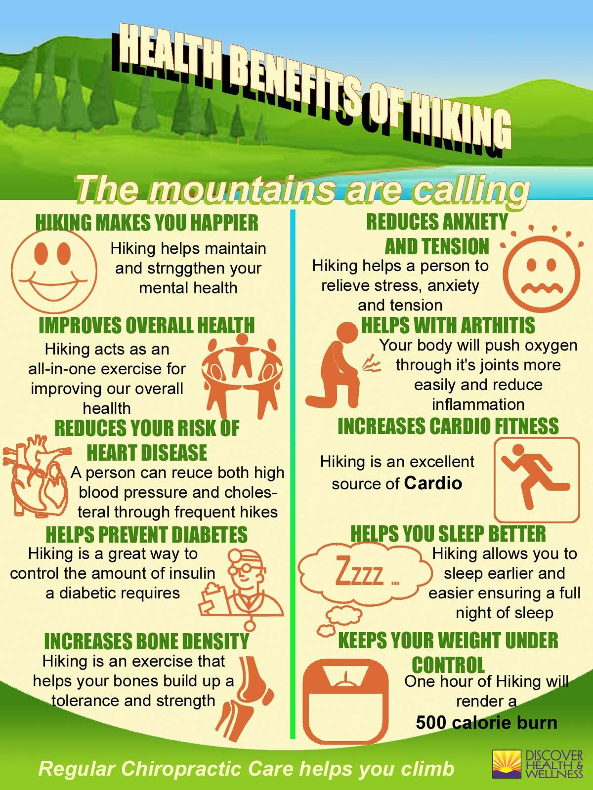denver-colorado-chiropractic-hiking-health-benefits-infographic